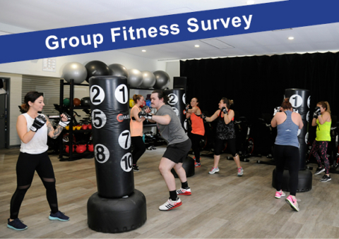 Group Fitness Survey